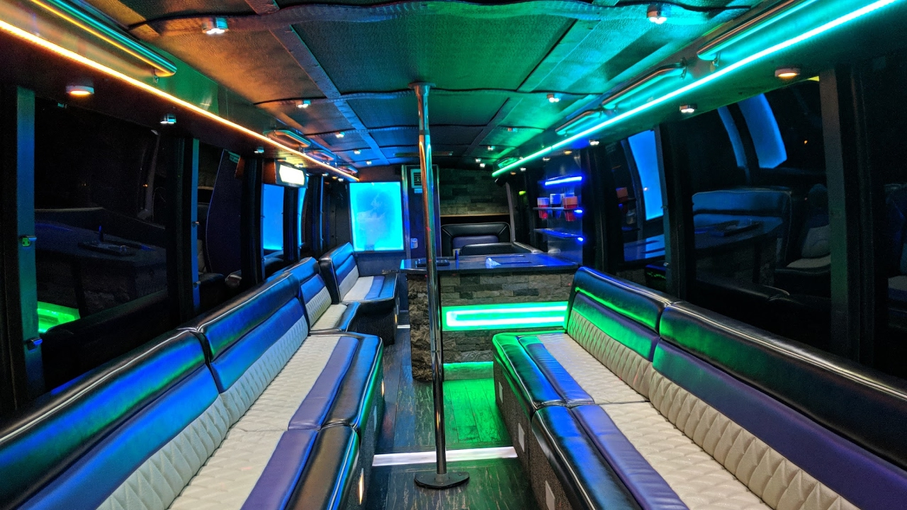 Perfect Occasions to Hire a Party Bus